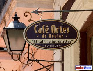 cuba recipes .org - El Café de los Artistas