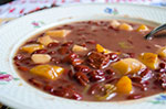 cuba recipes .org - Frijoles Colorados (Cuban Red Beans Soup)